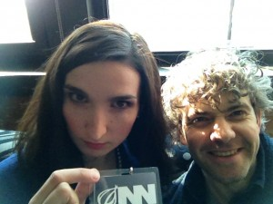 Sarah Ann Masse The Onion News Network. The Onion Presents: The News